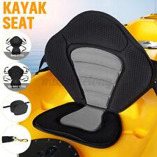 Kayak Boat Seat Backrest Cushion Adjustable Padded EVA Pressed Film Cushion US