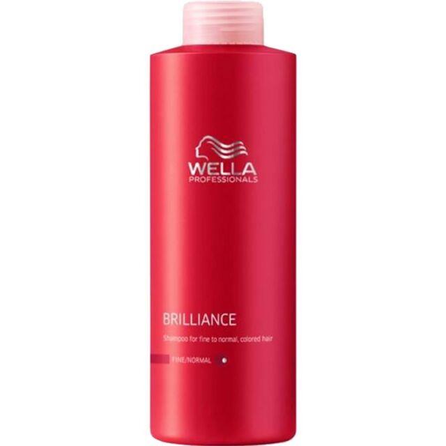 Wella Professionals Brilliance Shampoo Litre