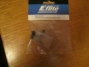 E-FLITE-BELL-MIXER-ARM-AND-PUSHROD-SET-BCP-EFLH1172