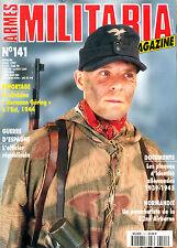 MILITARIA MAGAZINE, N° 147 DE 1997, LA DIVISION HERMANN GÖRING EN 1944