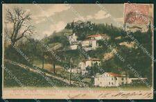 Bologna Monti Fuori Porta D'Azelio cartolina XB1733