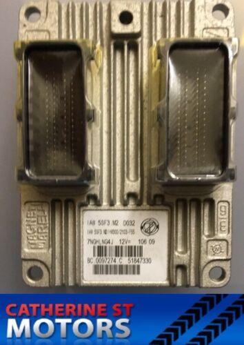 IAW 5SF3 M2 51847330 BRAND NEW GENUINE FIAT GRANDE PUNTO 1.4 ECU