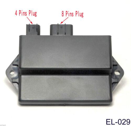 CDI Module Black Box Fits Yamaha Warrior 350 YFM350 2002 2003 2004 ATV Quad E3