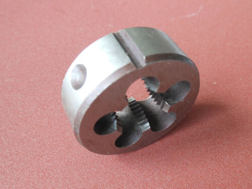 "1pcs HSS Right Hand Die 11//16/""-32UN Dies Threading 11//16-32UN"