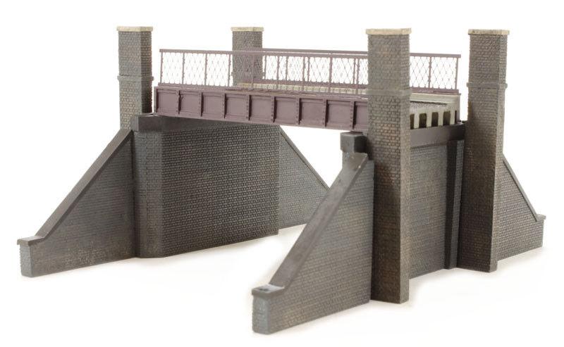 Bachmann Scenecraft 44-152 00 H0 Railway Road Over Bridge