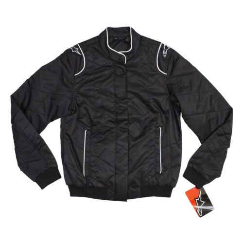ALPINESTARS 4W F-1 WOMENS JACKET ZIP WITH OUTER BUTTON CLOSE
