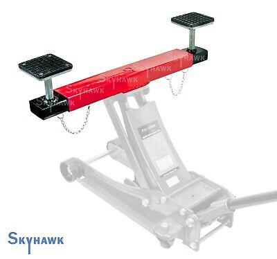 Dragway Tools 2 Ton Cross Beam Adapter for Floor Jacks Engine Hoist Shop Crane