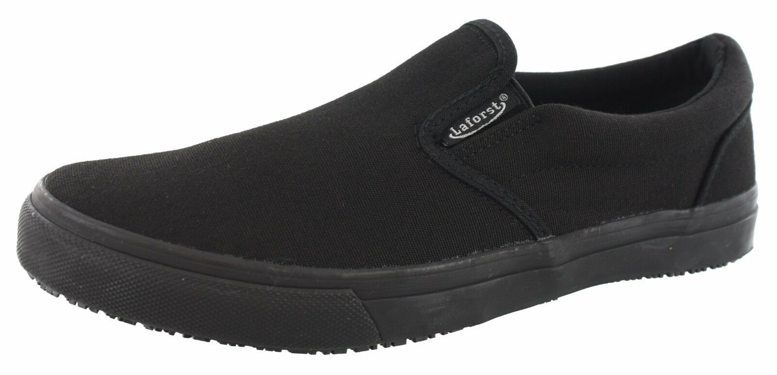 WOMENS LAFORST SANDY SLIP-ON 3319-01 SLIP RESISTANT WORKING SHOES