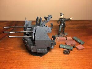 Ultimate Soldier 21st Century FOV 1:32 WWII German PaK 40 Anti-Tank Gun