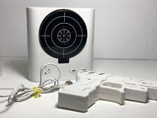 Portable Target Alarm Clock 16 Feet Gun Shooting Recordable Wake up Toys Gift