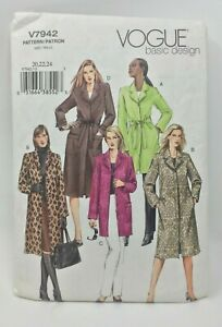 Vogue-Basic-Design-Sewing-Pattern-V7942-Misses-Petite-Jacket-and-Coat-20-22-24
