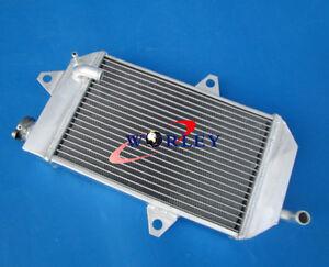 New For ATV Yamaha Banshee YFZ 350 YFZ350 oversized Aluminum Radiator