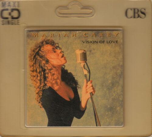 1 von 1 - Vision Of Love - Mariah Carey ( 3 inch Maxi CD )