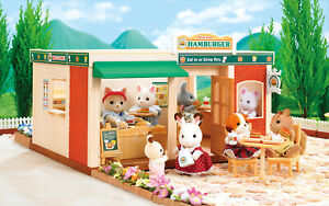 Sylvanian-Families-Calico-Critters-Hamburger-Restaurant