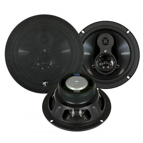 Hifonics TS-830 Titan 20cm Koax-System TS830 Lautsprecher 200 mm 1 Paar