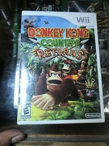 Donkey-Kong-Country-Returns-Nintendo-Wii-2010-Complete