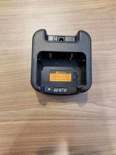 in excellent condition! Used Hytera CH10L19 Rapid Charger HYT TC-508 /& TC-580