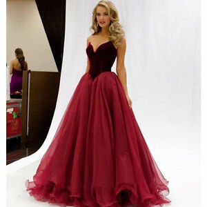 New Long Bridesmaid Dresses Wedding Formal Party Prom