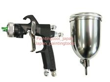 Devilbiss Luna2 R 245pls 15 G K Spray Gun 15mm With Side Cup Solid Clear Coat