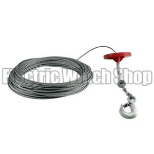Details about Warrior 500kg Scaffold Hoist - Replacement Steel Rope