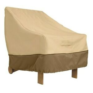 Outdoor Lounge Chair Cover Durable Waterproof Patio Garden Furniture Protection