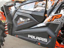 Pure Polaris Lower Door Inserts All Black RZR1000 RZR 900S RZR 900XC RZR Turbo