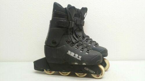 Inline Skates Oxygen Atv3 Rollerblades US Size 9 27.0 Freestyle Aggressive