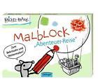 Krickel-Krakel Malblock Abenteuer-Reise (2014, Taschenbuch)