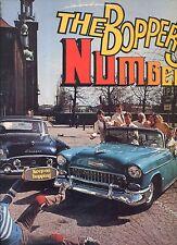 THE BOPPERS number 1 SWEDEN 1978 EX LP T-BONE REC