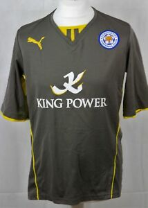 8cbb8e5209c Image is loading LEICESTER-CITY-2013-14-Puma-045-P