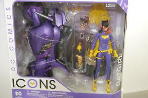 DC-Comics-Icons-Batgirl-Of-Burnside-Dlx-Action-Figure-New-Ka-M