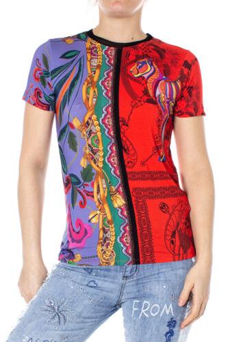 shirt 19swtkcu Donna T Craft Ts Desigual CZqTw5H