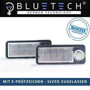 BLUETECH-LED-SMD-Kennzeichenbeleuchtung-Kennzeichenleuchte-fuer-AUDI-A6-S6
