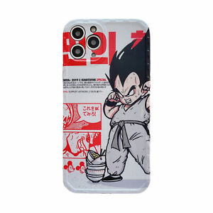Dragon-Ball-Z-Goku-Soft-Phone-Cover-Case-For-iPhone-11-Pro-Max-XS-XR-8-7-SE-2nd