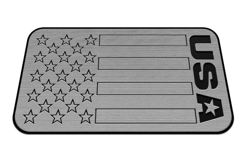 USATuff Cooler Pad for RTIC 45qt - SeaDek Marine EVA Mat - G B - USA Stars