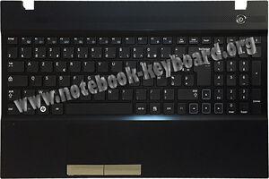Clavier-Topcase-Francais-Original-Samsung-NP300V5A-S01FR-NP300V5A-S02FR-NEUF