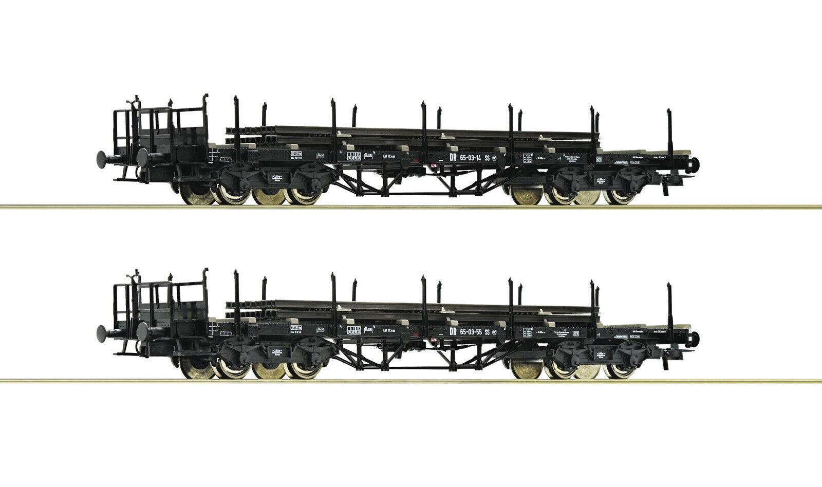 seleziona tra le nuove marche come ROCO ROCO ROCO 76196 Set correregenwagen DELLE DR CON autoICO EP. III NUOVO OVP  all'ingrosso a buon mercato