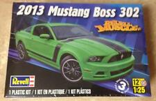 Revell 2013 Mustang Boss 302 Model Kit 85-4187