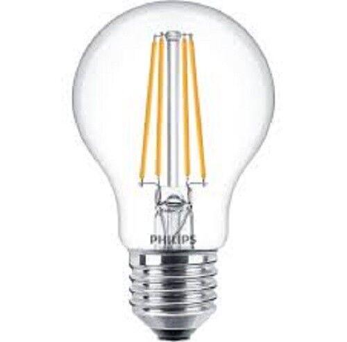 8 W Led Filament Ampou Womn8n0v Philips Variable Lampe Intensité rtQBshdCx