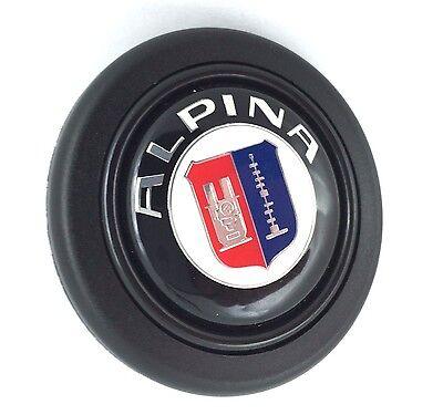 Brioso Alpina Bmw Volante Corno A Pulsante. Si Adatta Momo Sparco Omp Italvolanti Etc-