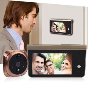 WiFi-Wireless-Video-Door-Phone-Doorbell-Smart-Door-Intercom-Security-IR-Camera