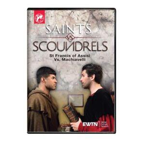 Saints vs scoundrels ewtn