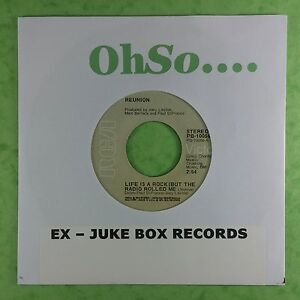 Reunion-Life-Is-A-Radio-But-The-radio-Rolled-Me-JUKEBOX-READY-RCA-PB10056