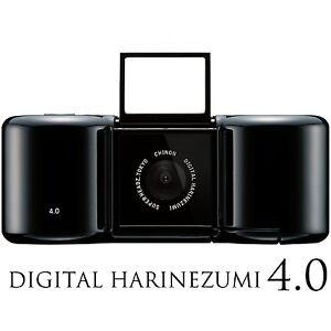 New-NIB-Superheadz-Harinezumi-Digital-4-0-Camera-Black-DH4-Ships-from-USA