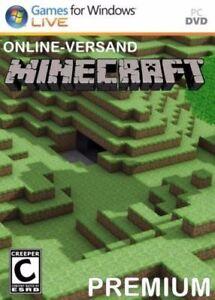 DENEU Minecraft Premium Account Voller Zugriff PC EBay - Ich kann meinen minecraft namen nicht andern