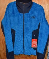 The North Face Mens Grizzly Pack Jacket Fleece Drummer / Cosmic Blue NWT M NEW