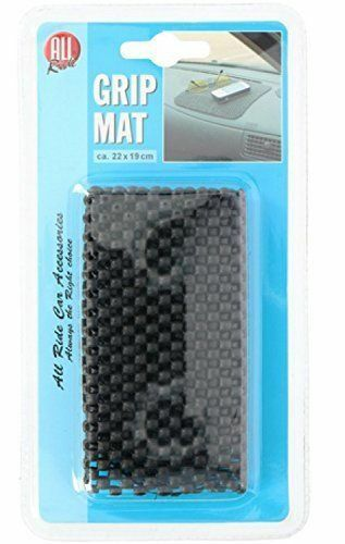 DASHBOARD GRIP MAT ANTI NON SLIP PAD PHONE GLASSES MP3 KEYS COINS CAR VAN TRUCK