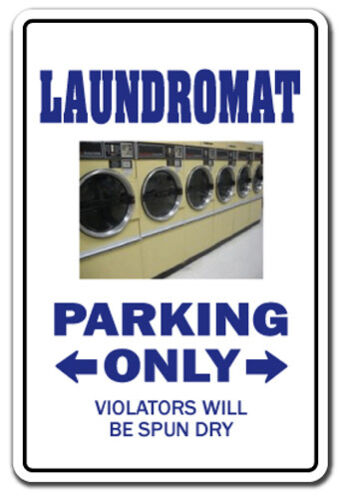 LAUNDROMAT Signs coin-op washers signs dryer laundry gift washing drying coin