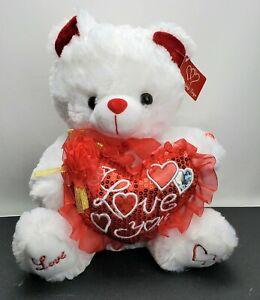 Happy Valentines Day Teddy Bear
