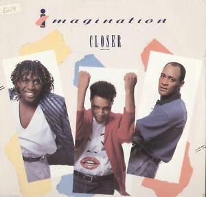 Imagination-Closer-Vinyl-LP-Record-Album